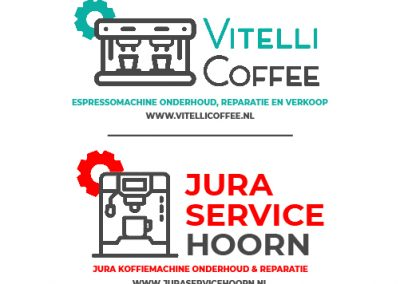 Vitelli Coffee / Jura service